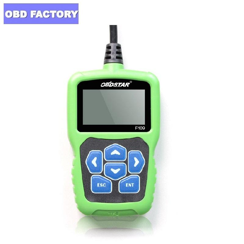 Hot OBDSTAR F109 For SUZUKI Pin Code Calculator with Immobiliser and Odometer Function OBDSTAR F 109