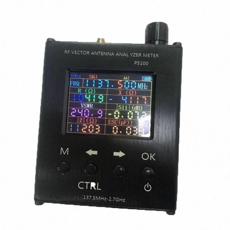 N1201Sa Antenna Analysis Measuring Instrument Standing Wave Meter Talent Tester 137.5M-2.7G Antenna Analysis Tester MWAt#