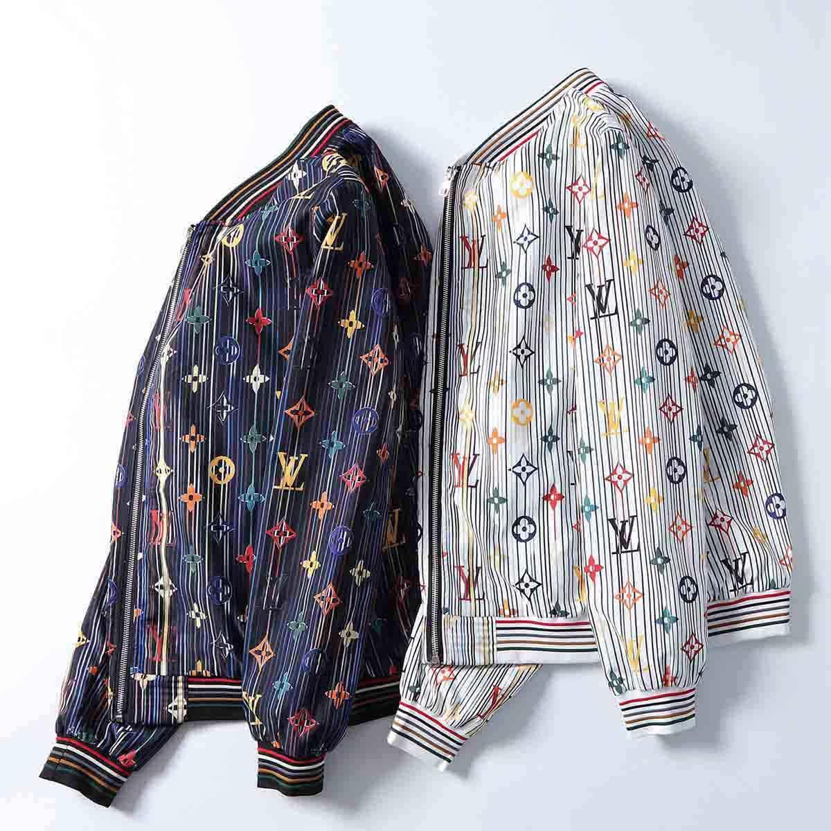 Großhandels-europäischer und amerikanischer Trend von hohen Qualität Herbst und Winter Herren-Mänteln Medusa Jacke Art und Weise Baseballjacke Manteljacke der Männer