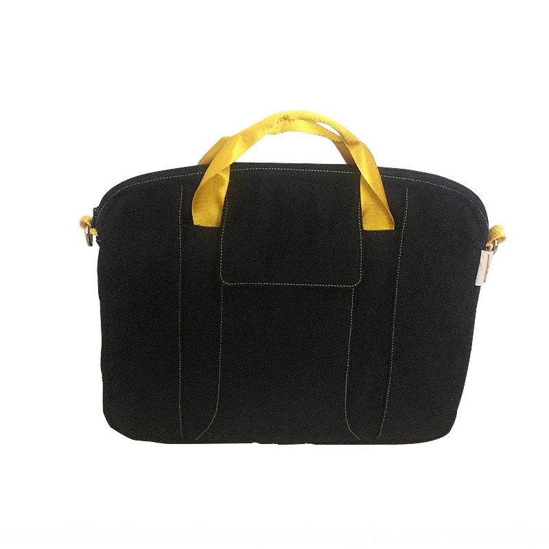 Simples pasta dos homens com viagem de negócios mesa do computador laptop Laptop saco de viagem Computer grande capacidade Travel Bag