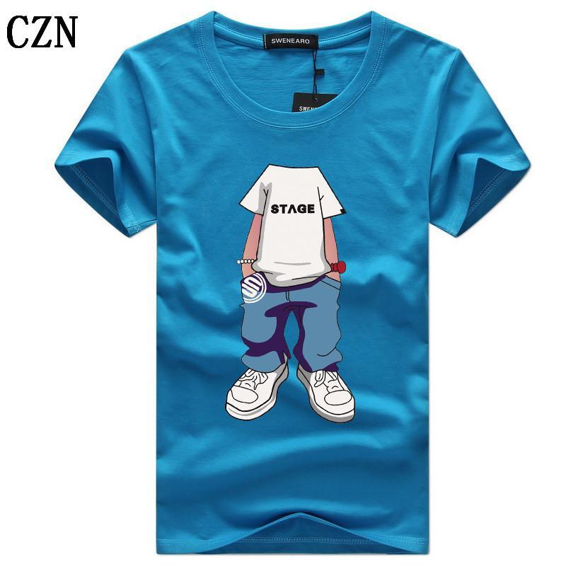 T-shirt ocasionais Plus Size 5XL t-shirt dos homens de Homens de Verão Homme T-shirt dos homens Casual Homme T-Shirt Homme Estilo Verão C-3