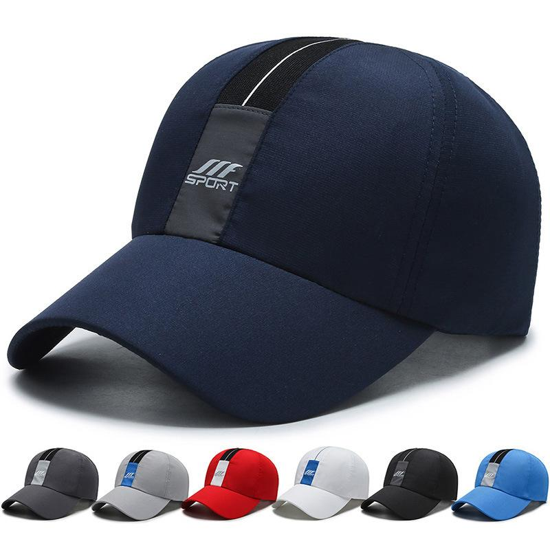 Открытый быстрое высыхание Бейсболка Мужчины Лето Mesh Cap Женщины Snapback папа Рыбалка тренировки Шляпы Casquette Homme Trucker Hat Bone