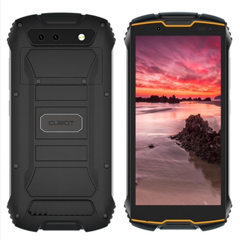 """Cubot Kingkong MINI IP65 Wasserdicht 4"""" QHD + 18: 9-Bildschirm Rugged Telefon 2000mAh 4G Dual-SIM-3GB + 32GB Android 9.0 Dual-Rückseiten-Kamera"""