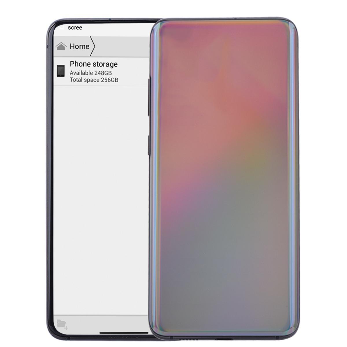 2020 New 1GB 8GB Goophone S20U GPS20 Ultra 5G In-display Fingerprint Face ID Android 10 6.9 inch IPS Full Screen Quad Core 3G 4G Smart Phone