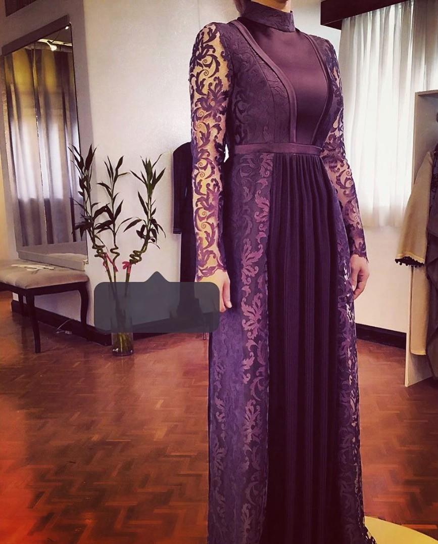 мать невесты фиолетовых длинных платьев выпускного вечера