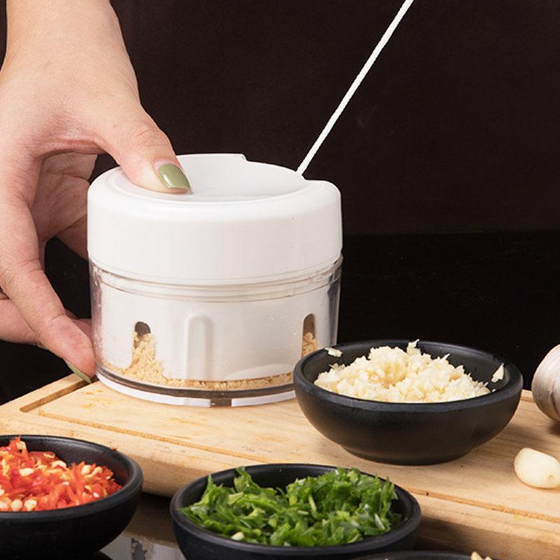 Ail presseurs légumes Fruit Twist Shredder multi-fonctions haut manuel rapide hachoir à viande hachoir oignon Slicer Cutter BH3054 TQQ