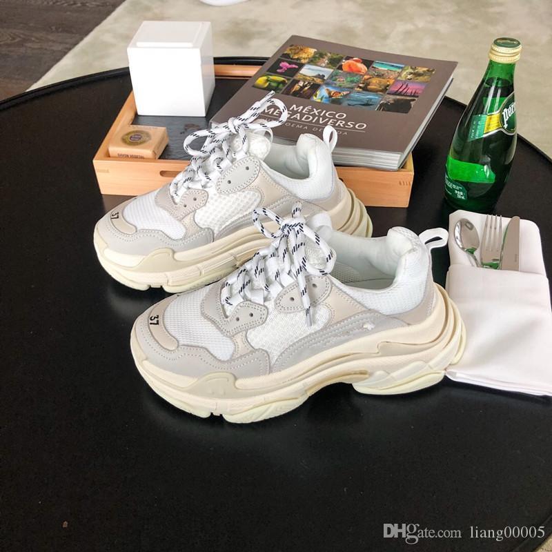 2019 nova de couro de luxo de moda em couro sapatos de couro sapatos casuais sapatos desportivos de design dos homens de arena cor misturada lazer kai190513