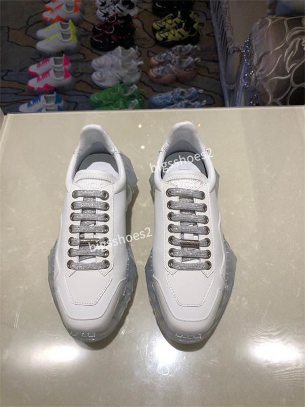 Фирменное наименование Повседневный обуви Мужчина Женщина Sneaker Мода Синий Оранжевый нашивки Mesh Trainer Дизайнерская обувь Race Runner обуви zh200528