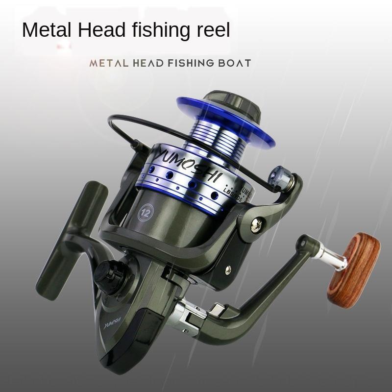 YUMOSHI LK linha de série linha de roda Pólo Mar artes de pesca roda set pesca Luya jangada rocha