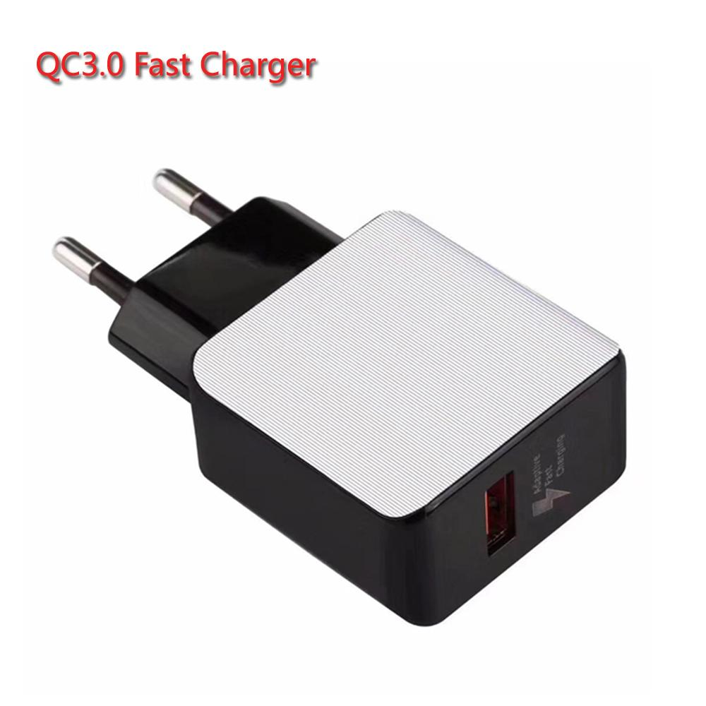 QC3.0 зарядного устройство мобильного телефона смартфон таблетка универсальная быстрая зарядка зарядка головки для Xiaomi мобильного телефона