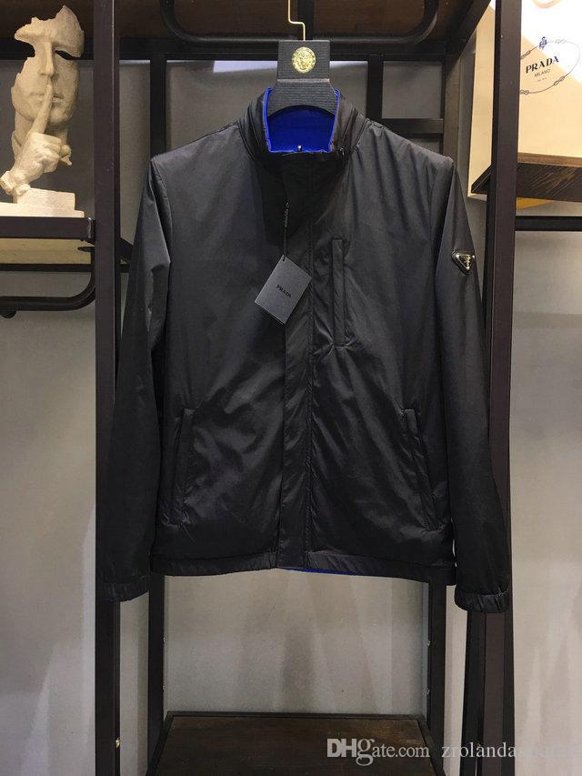 Yeni Lüks Ceket Erkek Giyim Erkek Kadın Blouson homme Erkek Tasarımcı Ceket Giyim koşu mont Erkek Tasarımcı Palto