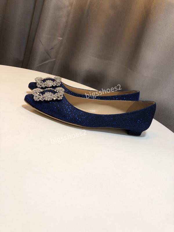 Louis Vuitton LV shoes delle donne sandali tacco alto Low Top Solido Colore Sole dispone di maglieria cinghia di modo semplice Versatile yc190311