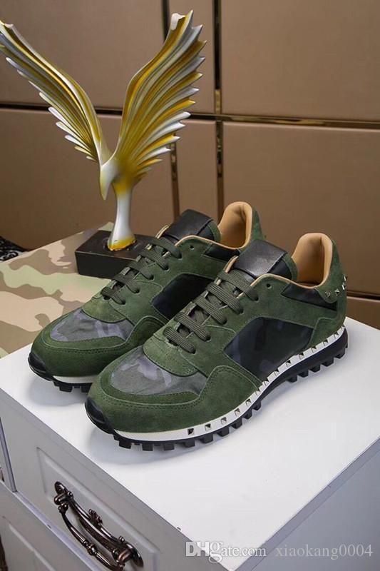 Yüksek Kaliteli Man Günlük Ayakkabılar Düz Kanye West Moda Wrinkled Deri Dantel-up Yüksek Top Erkek Arena Ayakkabı Runaway Trainer 040320