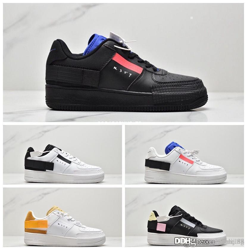 Givenchy Versace Gucci Ysl Fendi UGG 2019 Nova 1s Tipo SB 354 Utility 1 Classic Black White Men Women Running Shoes laranja Skate AF1 07 Low Cut Air Trainers sapatilhas do desenhis