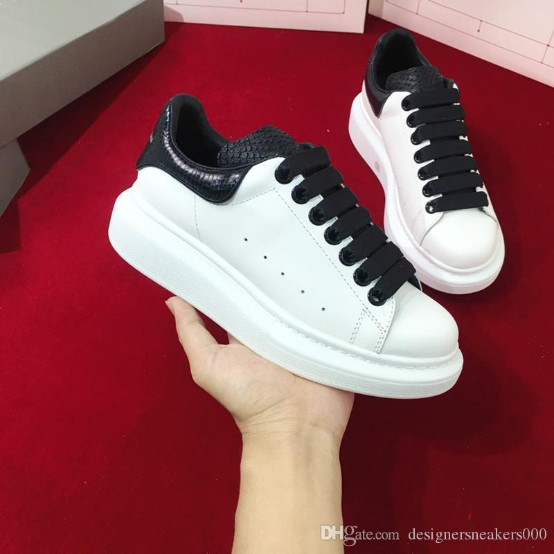 New couro de luxo calçados casuais Mulheres Homens Designer Sneakers Mesh-Couro Plataforma Clássico França Ténis Walking Shoes xsd190503