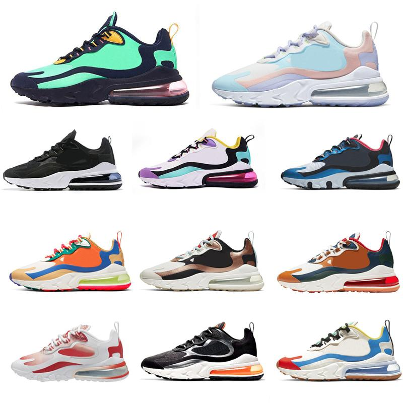 Top Quality Summer Gradients Classic University Gold Rainbow Cushion Mens Sneakers Platinum Sports Running Shoes Size 36-45