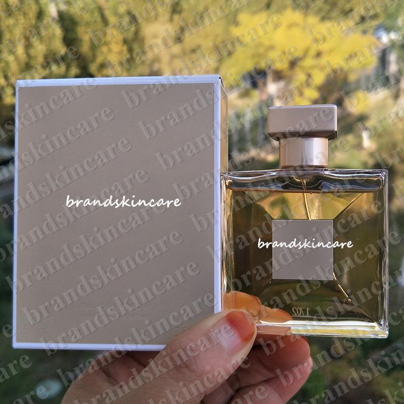 Parigi moda 100ml 3.4fl.oz Gabrialle profumo per le donne di lunga durata di tempo odore fragranza buona signora famosa profumo con spedizione gratuita