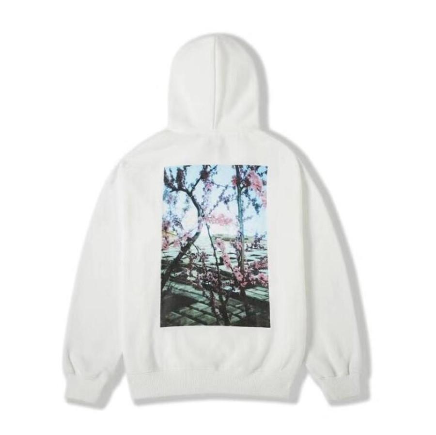 Верхняя одежда Светоотражающие мужчины Божественные женщины 19fw oodie fear Толстовка пуловер вышитый удивленный сущности Уличный свитер повседневная oDymwy289 # 475