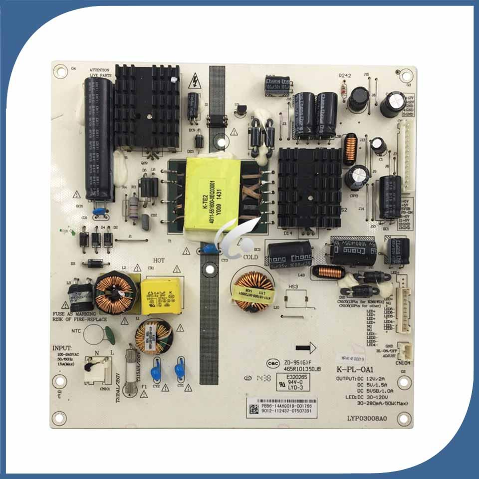 İyi Çalışma orijinal güç kaynağı panosu LED4253 40PFL5449 LYP03008A0 465R1013SDJB K-PL-0A1 için kullanılan