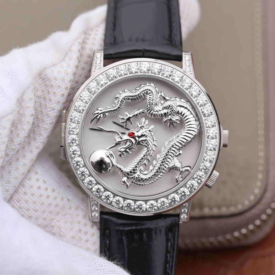 2020 Высококачественные часы G0A34175 Диаметр 43 мм импортируемый кварц Движение роскошные водонепроницаемые часы дизайн роскоши дизайнерские часы дна