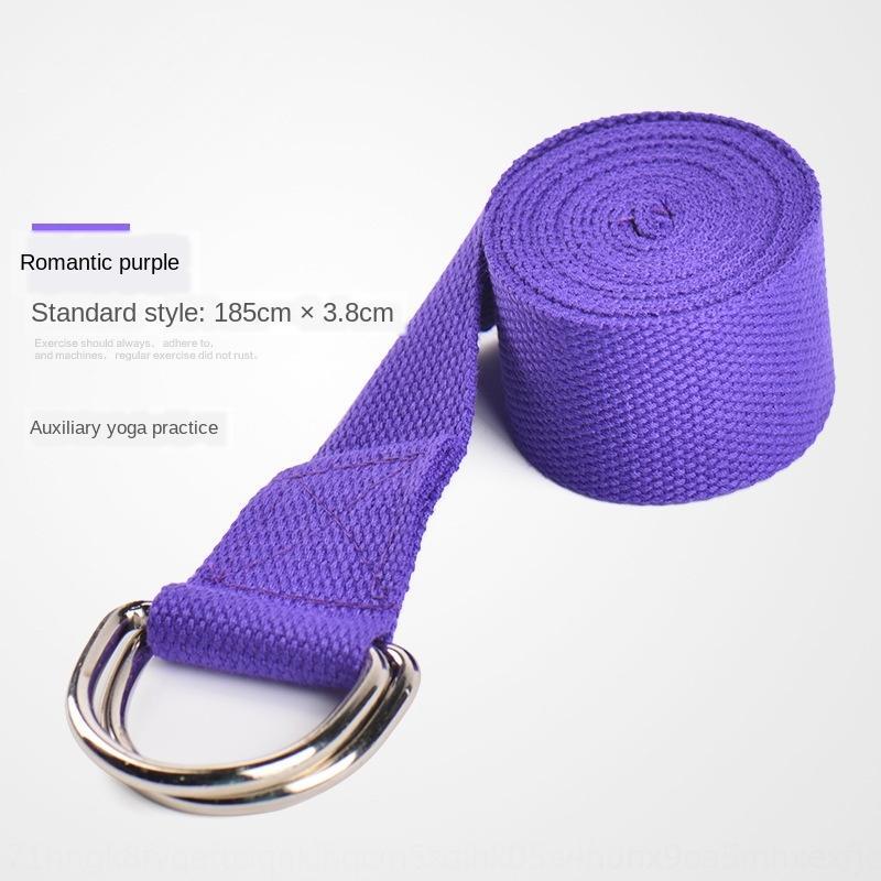 yoga correa elástica balets cinturón de estiramiento de múltiples funciones de la correa auxiliar de estiramiento de yoga