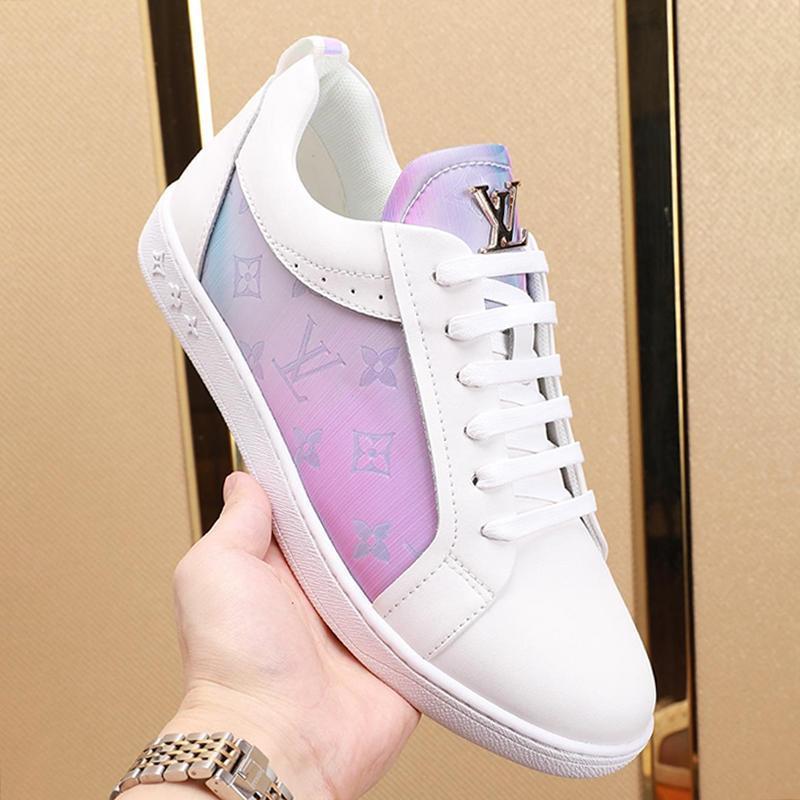 Otoño Invierno Moda Zapatos de las zapatillas de deporte de lujo cómodo respirable de las zapatillas de deporte Tenis Chaussures Pour Hommes Con Origen Box zapatos para hombre