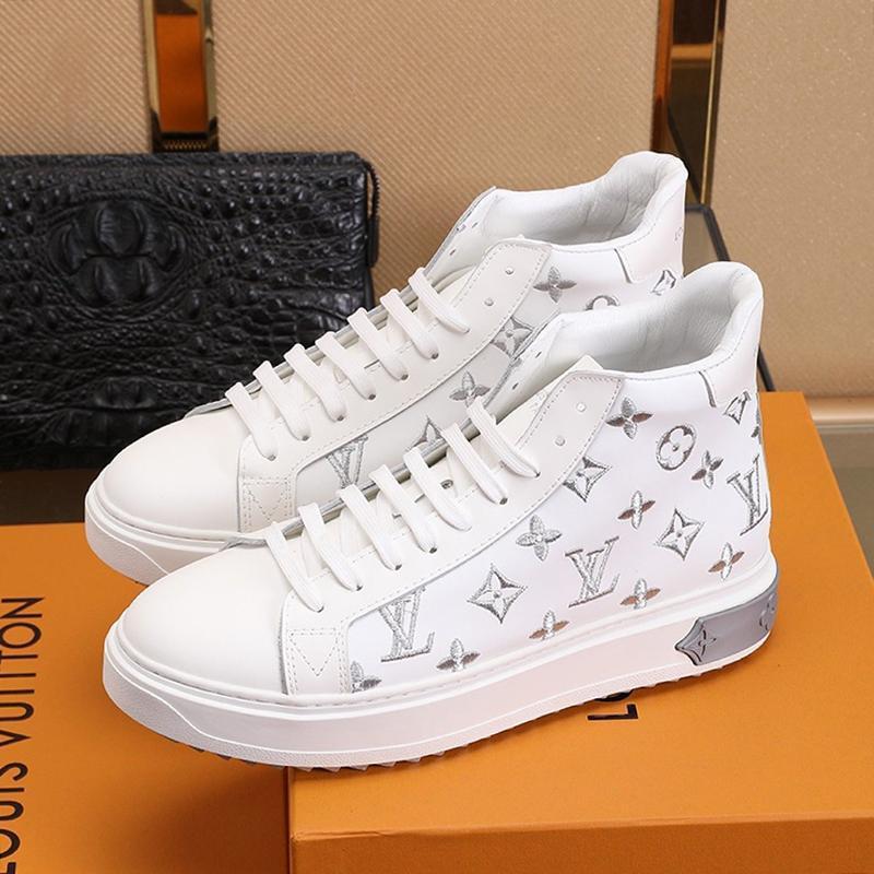 Лучшие мужские качества обувь Легкий Открытый Walking Footwears Scarpe Sportive Da Uomo Коренастый Кроссовки Плюс Размер Lace -До Повседневный Мужская обувь