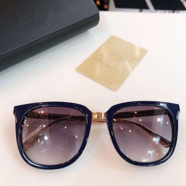 2020 جديد BE5180 الخفيفة لوحة + معدنية شعرية تصميم الأزياء متعددة الألوان النظارات الشمسية التدرج مقاومة UV400 مجموعة كاملة من مربع حالة المخرج