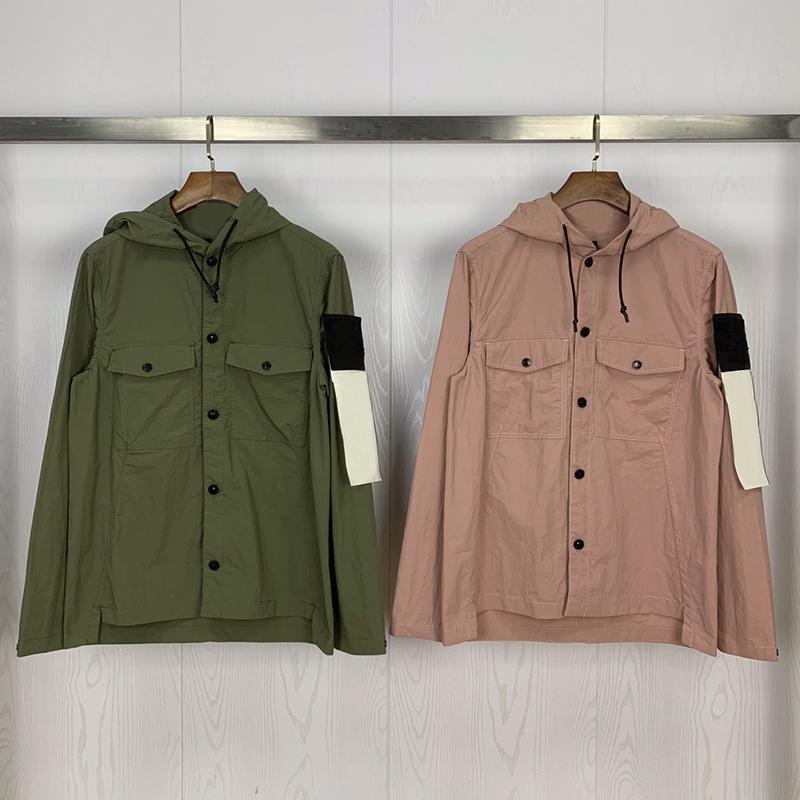 Mens Stylist Jackets High Quality Men Women Jacket 3 Colors Casual Hip Hop Coat Long Sleeve Outdoor Wear Jacket
