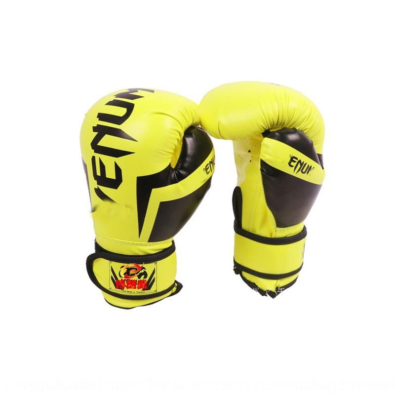 VEN Erwachsenen Thai und Handschuhe Kinder Boxhandschuhe Sanda Kampf Fitness Kampfwettkampftraining Gift Boxen Hülse Flüssigkeit