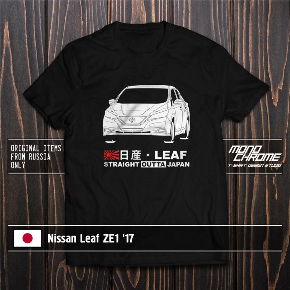 T-Shirt Nissan Leaf Ze1 '17 1