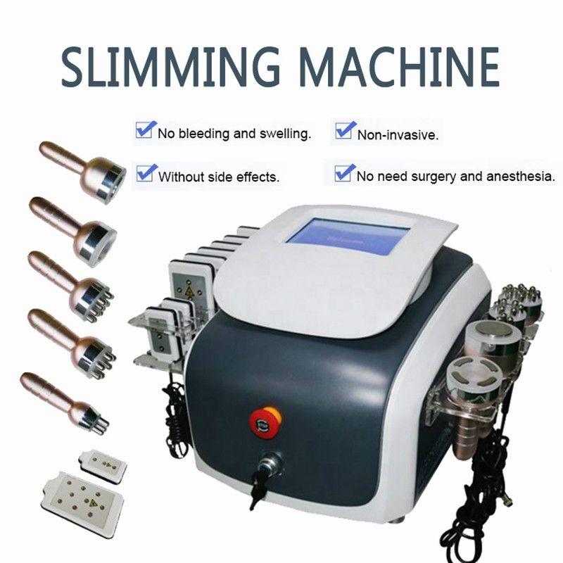 2020 Diode Lazer Melhor emagrecimento máquina 8 Pads LipoLaser Fat máquina de redução de celulite remoção Laser
