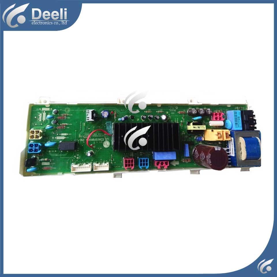 Yeni Çamaşır makinesi tahtası WD-N10300D 6870EC9284D-1 Frekans dönüştürücü bilgisayar tahtası iyi bir çalışma