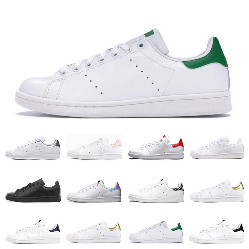 adidas stan smith  Scarpe casual rosa blu Core nero OG donna bianco mens Sneakers sportive da tennis 36-45