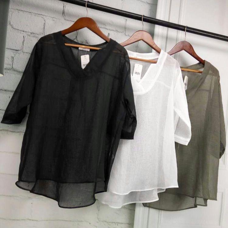 9CxEy TH2020 nouvelle veste chemise de mode de style coréen de niche design été veste shirt loose femmes de femmes