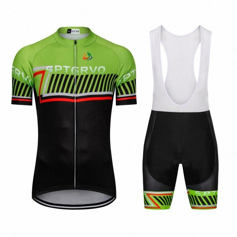 SPTGRVO LairschDan Femmes Cyclisme Vêtements Vélo Haut Bas rembourré Femme VTT Bike Jersey Short Set Racing Bike Cycling Kit Hot vcLJ #