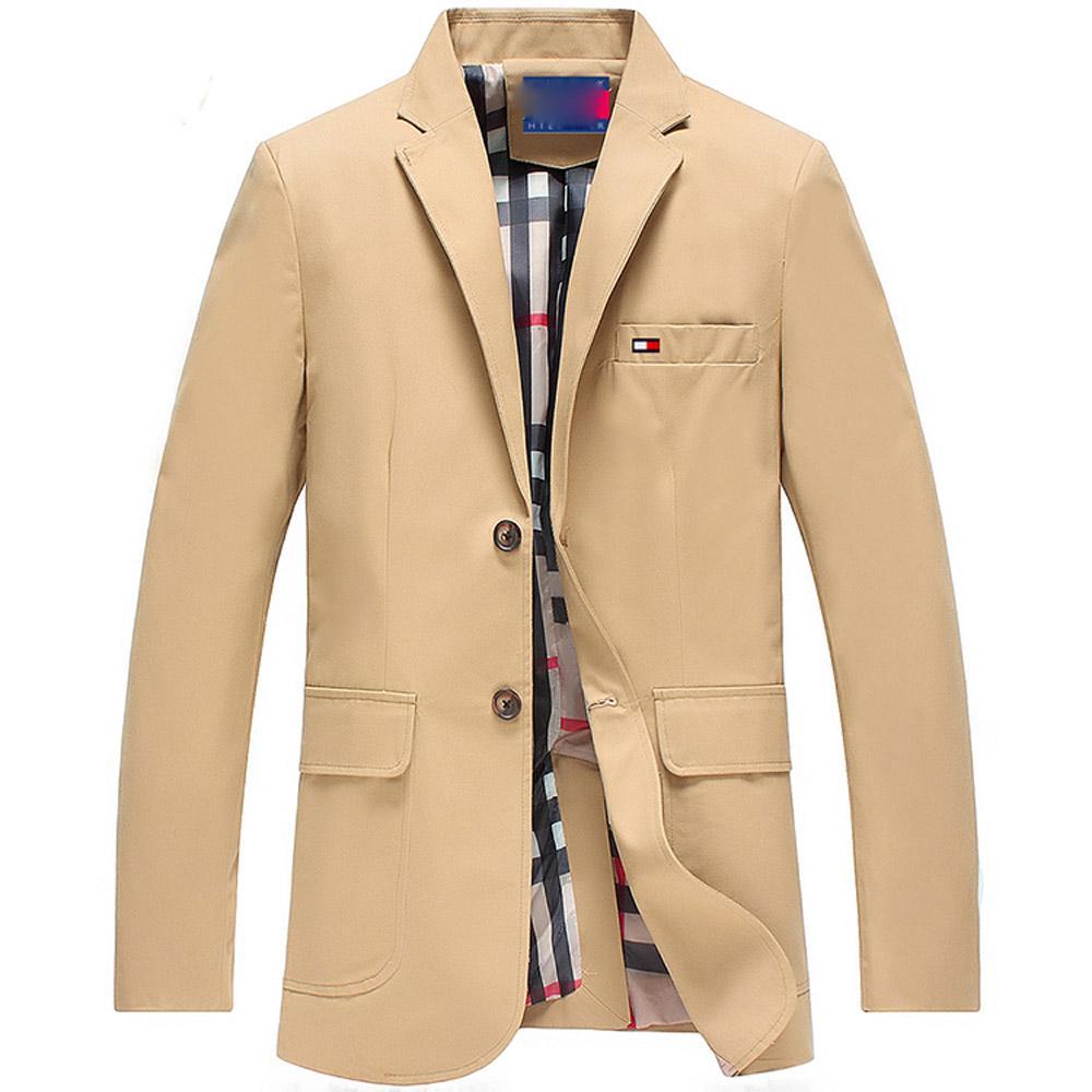 V-neck manga longa de veludo paletó de moda único botão cor sólida dos homens Outono paletó e inverno roupas masculinas dos homens