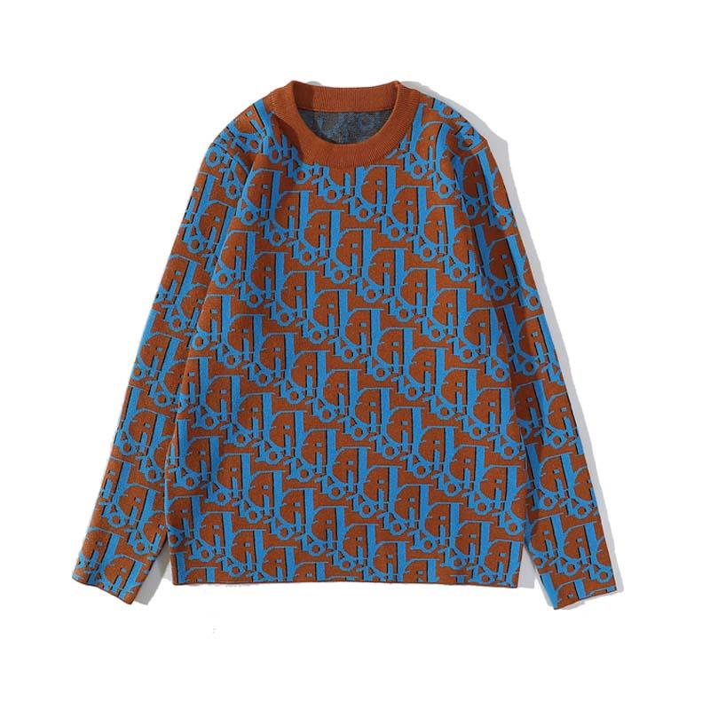 S-3XLBrief-Dame lose Sweatshirt New Medusa Pullover Herren-Pullover-Strickjacke Blumen-Strickjacke-Winter Strickjacke Sweatshirt Männer und