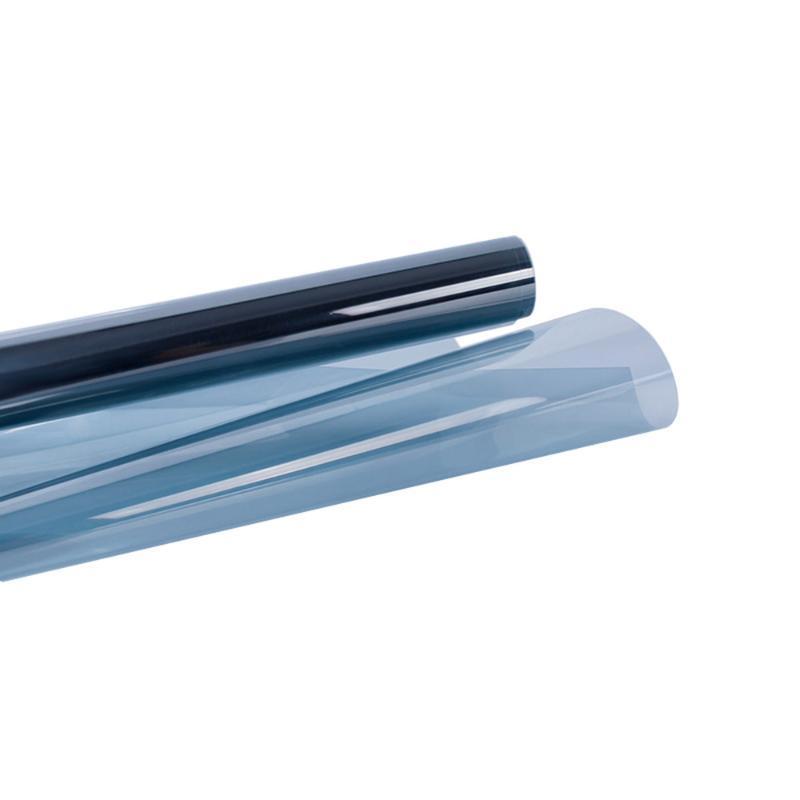 1.52x0.5m Film Office sunice 73% VLT-43% VLT ventana Fotocromáticas alta precisión Nano recubrimiento por pulverización catódica Solar Tint formación de película