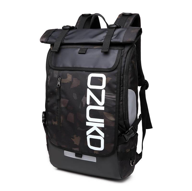 حقيبة كمبيوتر حقيبة الظهر متعددة الوظائف حقيبة الظهر سعة كبيرة حقيبة مدرسية حقيبة سفر في الهواء الطلق حقيبة للسفل WJJ