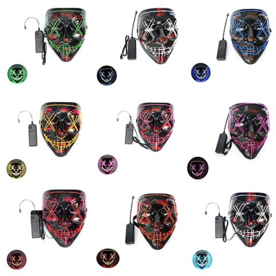 Black Bear Mouth Face Mask Anti-Dust Panda Cotton Funny Pattern Masquerade Cosplay Costume Party Mask Xmas Halloween WX9-937#417