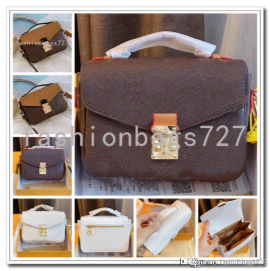 Classic Messenger Bag Real Leather Women Designer Handbag Printing Flowers Totes Designer Bags Purse Shoulder Handbag Crossbody Bag 191015