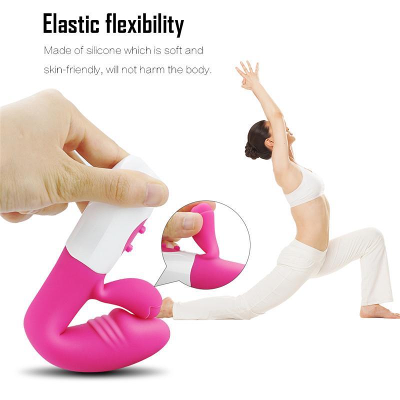 Morase vagina mulheres g mulheres dildo clitóris vibração dupla massageador de coelho sexo vibrador feminino para silicone spot brinquedos impermeáveis y20061 hxav