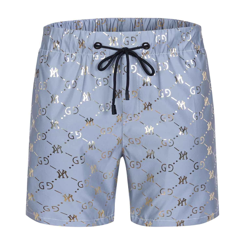 2020 Summer Fashion Short Nouveau design boardshort séchage rapide impression Board plage Vêtements de bain Pantalons Hommes Hommes Short de bain