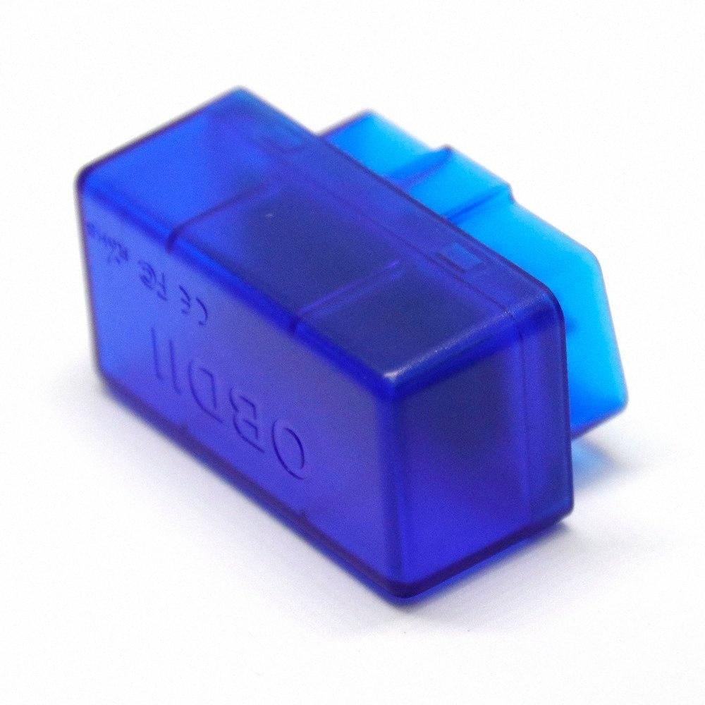 50pcs/lot B02 V2.1 Diagnostic Interface Super mini elm327 V1.5 with PIC25K80 Chip ELM327 V1.5 OBD2 OBDII Car Scanner Tools q6du#