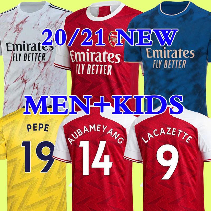ARSENAL أعلى AR كرة القدم جيرسي 21 20 نيكولاس CEBALLOS هنري غندوزي سوكري مايتلاند-نايلز مافروبانوس 2021 2020 قميص لكرة القدم للرجال + أطفال كيت
