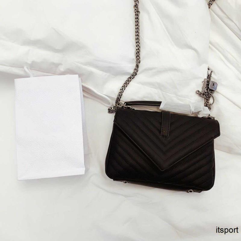 Yüksek Kaliteli yüksek kaliteli tasarımcı crossbody çanta moda klasik çanta messenger omuz zincirli çanta toz torbası cüzdan bayanlar çanta çanta