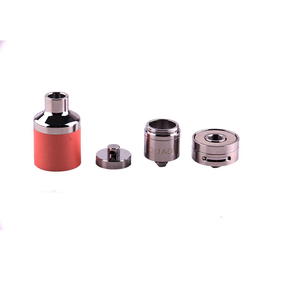 Authentic Yocan Evolve Plus XL connexion magnétique entre le tube réservoir d'atomisation et la base du réservoir Vape avec le flux d'air réglable Bottom Airflow