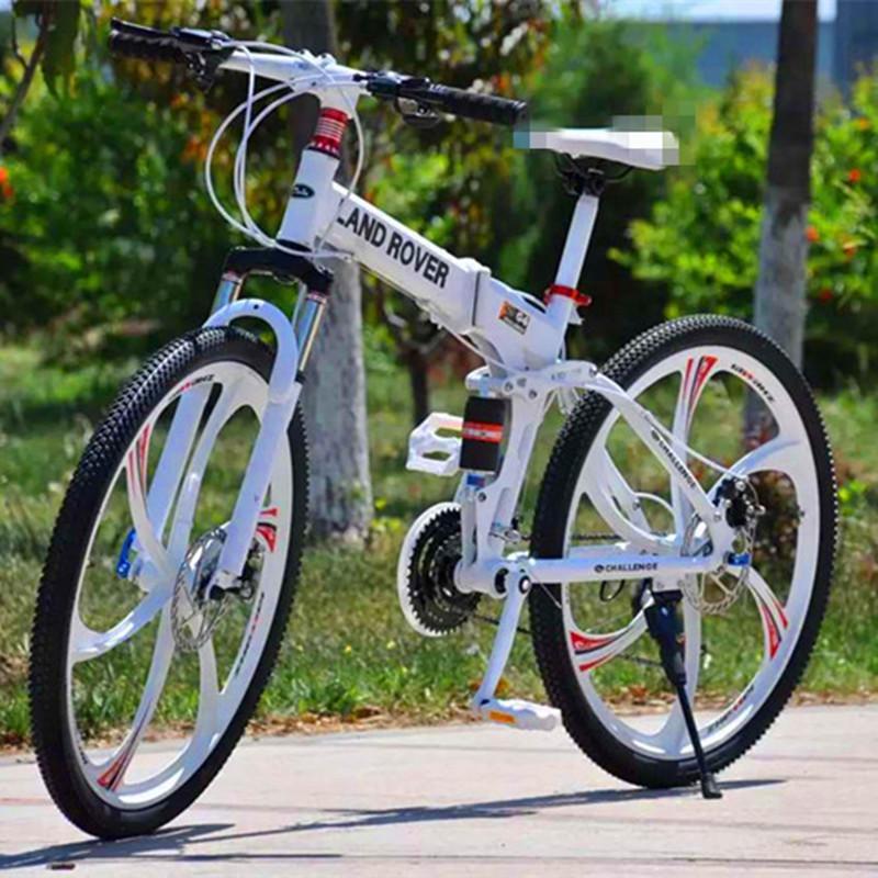 Variable directo de fábrica de Land Rover plegable bicicleta de montaña Bicicleta velocidad de bicicletas de montaña Reclutamiento Agente Un adulto