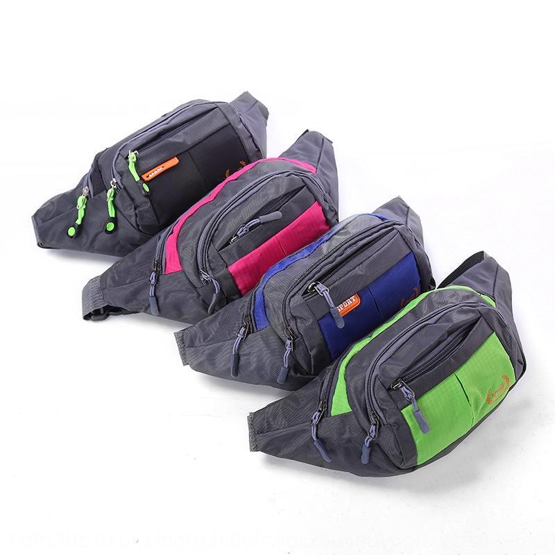 Outdoor Alpinismo Sport in esecuzione borsa mobili in esecuzione uomo, sportiva, borsa cellulare telefono delle donne cambiamento petto multifunzione